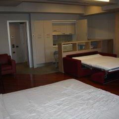 Отель Camplus Madama Cristina Италия, Турин - отзывы, цены и фото номеров - забронировать отель Camplus Madama Cristina онлайн комната для гостей фото 3