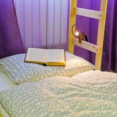 Hostel Tsentralny Кровать в женском общем номере с двухъярусной кроватью