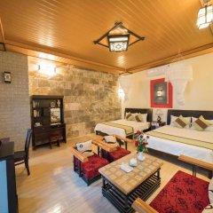 Отель Countryside Moon Homestay 2* Стандартный номер с различными типами кроватей фото 8