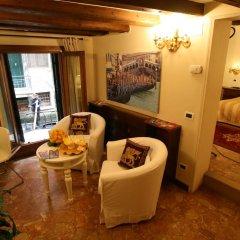Hotel Mercurio 3* Люкс с различными типами кроватей фото 2