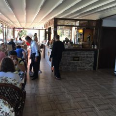Kusmez Hotel Турция, Алтинкум - отзывы, цены и фото номеров - забронировать отель Kusmez Hotel онлайн интерьер отеля
