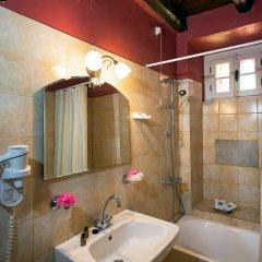 Отель Villa De Loulia Греция, Корфу - отзывы, цены и фото номеров - забронировать отель Villa De Loulia онлайн ванная фото 2