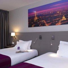 Отель Mercure Paris La Villette 4* Стандартный номер с различными типами кроватей фото 4