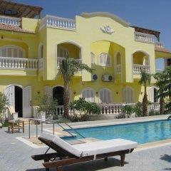 Отель Villa Shahrazad Hurghada бассейн фото 3
