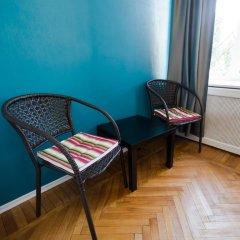 Hostel Moroshka Кровать в общем номере с двухъярусной кроватью фото 7