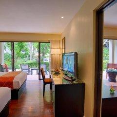 Отель Novotel Phuket Surin Beach Resort 4* Стандартный номер с двуспальной кроватью фото 6