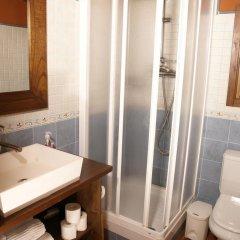 Отель Cal Cateri Бельвер-де-Серданья ванная фото 2
