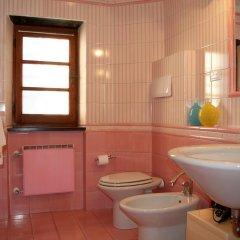 Отель Chalet Villa Ornella Генуя ванная фото 2