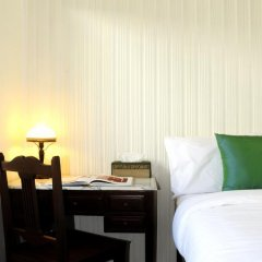 Отель Baan Noppawong 3* Номер Делюкс с различными типами кроватей фото 11