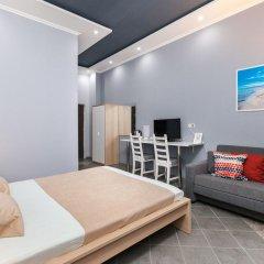 Мини-Отель Брусника Полежаевская Стандартный номер с различными типами кроватей фото 2