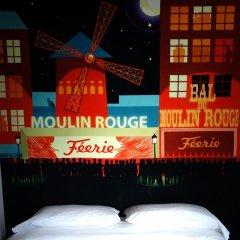 Отель Hôtel Des Arts-Bastille 2* Стандартный номер с различными типами кроватей фото 15