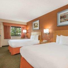 Отель Days Inn Columbus Fairgrounds Стандартный номер фото 2