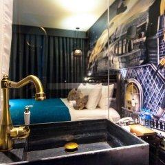 Отель PlayHaus Thonglor 3* Стандартный номер с различными типами кроватей фото 4