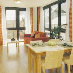 Отель Aparthotel Nou Vielha Апартаменты с различными типами кроватей фото 4