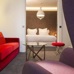 Отель Hôtel Dupond-Smith 5* Улучшенный номер с различными типами кроватей