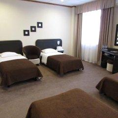 Гостиница Forum Plaza 4* Номер Business class inside view разные типы кроватей