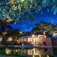 Отель Punnpreeda Beach Resort 3* Люкс с различными типами кроватей