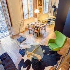 Отель Cheval d'argent Франция, Лион - отзывы, цены и фото номеров - забронировать отель Cheval d'argent онлайн комната для гостей фото 3