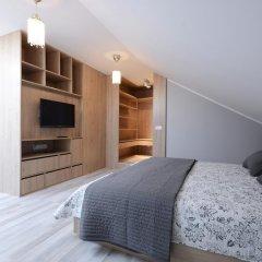 Апартаменты Dom & House - Apartments Waterlane Люкс с различными типами кроватей фото 16