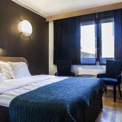 Отель Hotell Liseberg Heden 4* Стандартный номер с различными типами кроватей фото 4