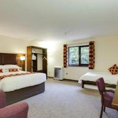 Gullivers Hotel 3* Люкс с различными типами кроватей фото 4