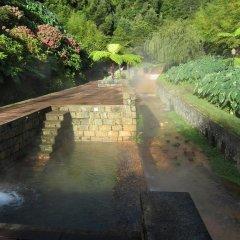 Отель Casa Das Furnas бассейн