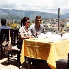 Отель Tibet International Непал, Катманду - отзывы, цены и фото номеров - забронировать отель Tibet International онлайн питание фото 3