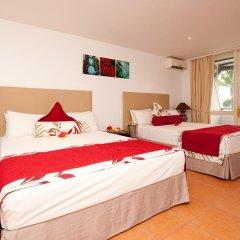 Отель The Pearl South Pacific Resort 4* Стандартный номер с различными типами кроватей фото 2