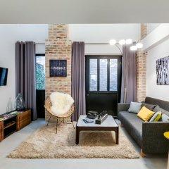Апартаменты Sweet Inn Apartments - Rue Tardieu Париж комната для гостей фото 5