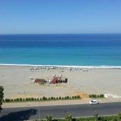 Отель Alanya Penthouse пляж фото 2