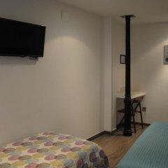 Отель Hostal Abril удобства в номере