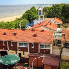 Отель Yacht Club Residence Sopot Сопот пляж