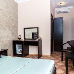 Гостиница Мартон Рокоссовского Улучшенный номер с двуспальной кроватью фото 5