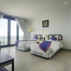 Отель Lotus Muine Resort & Spa 4* Люкс с различными типами кроватей фото 11
