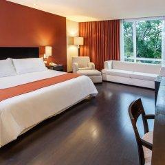Отель NH Puebla Centro Histórico 3* Полулюкс с различными типами кроватей фото 3