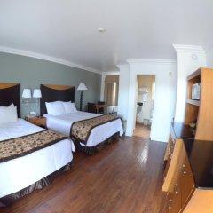 Отель Sunset Motel 2* Стандартный номер с различными типами кроватей фото 12