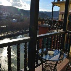 Hotel Old Tbilisi 3* Номер Делюкс двуспальная кровать фото 10