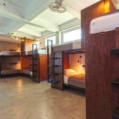 Отель Kama Bangkok - Boutique Bed & Breakfast 2* Кровать в общем номере двухъярусные кровати фото 12
