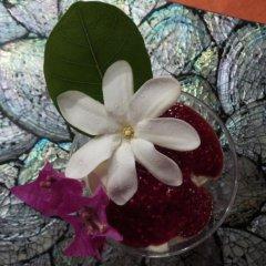 Отель Green Lodge Moorea Французская Полинезия, Папеэте - отзывы, цены и фото номеров - забронировать отель Green Lodge Moorea онлайн интерьер отеля