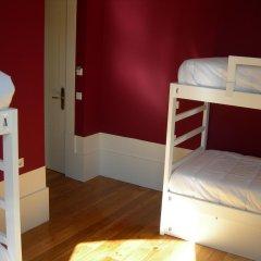 Best Guest Porto Hostel Кровать в общем номере двухъярусные кровати