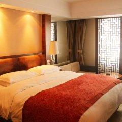 Beijing Continental Grand Hotel 3* Представительский номер с различными типами кроватей фото 4