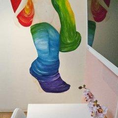 Апартаменты Studio Venera Семейная студия с двуспальной кроватью фото 44