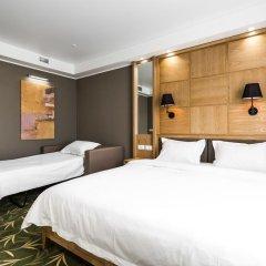 Гостиница Верба 4* Номер Делюкс с различными типами кроватей фото 2