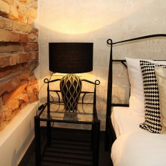 Отель Moon Garden Art 4* Студия с различными типами кроватей фото 5