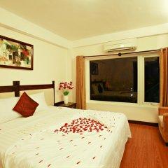 Hue Serene Shining Hotel & Spa 3* Улучшенный номер с различными типами кроватей фото 3