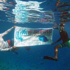 Отель UI Inn Мальдивы, Хулхумале - 1 отзыв об отеле, цены и фото номеров - забронировать отель UI Inn онлайн спортивное сооружение