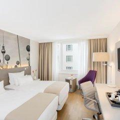 Отель NH Collection Berlin Mitte Am Checkpoint Charlie 4* Улучшенный номер с разными типами кроватей фото 16