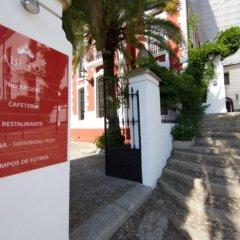 Hotel Abetos del Maestre Escuela 4* Стандартный номер с двуспальной кроватью фото 4