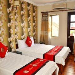Hanoi Downtown Hotel 2* Стандартный номер с различными типами кроватей фото 6