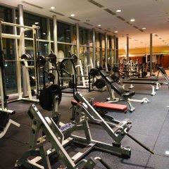 Отель Holiday Inn Kuwait фитнесс-зал фото 2